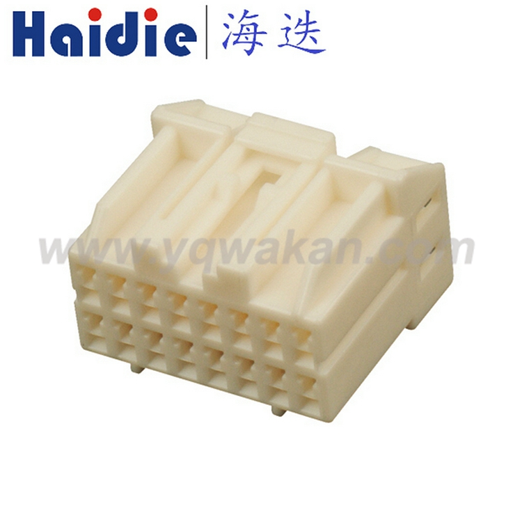 16 pin female automotive wire harness connector MG611332, MG611332, KET  connector, Brand Connector, China, Manufacturer   HAIDIE ELECTRICHAIDIE ELECTRIC