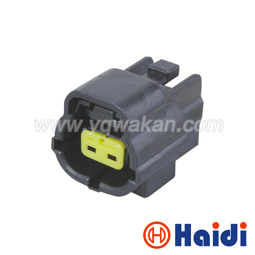 2 way male-female wiring harness connectors 174352-2