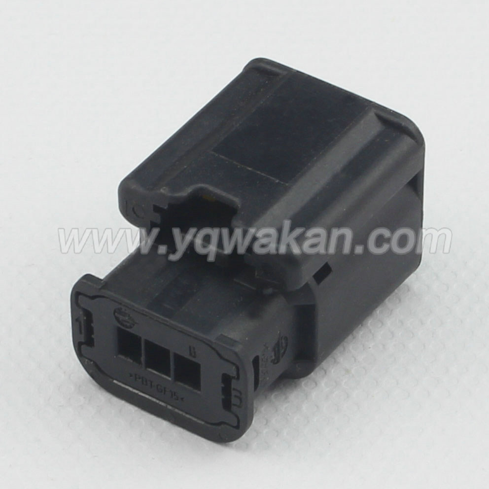 Female part fci automotive waterproof connector and