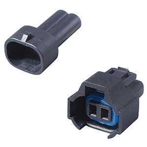 2P connector