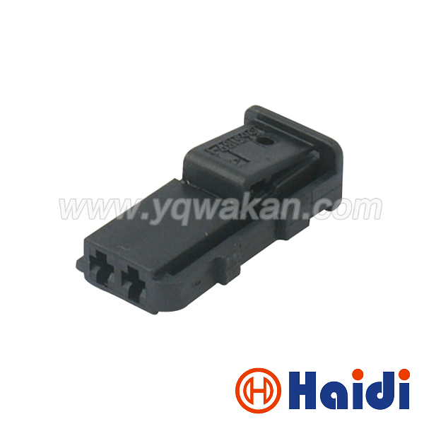 2pin round amp electrical connector, 1563189-1, Tyco/AMP connector ...