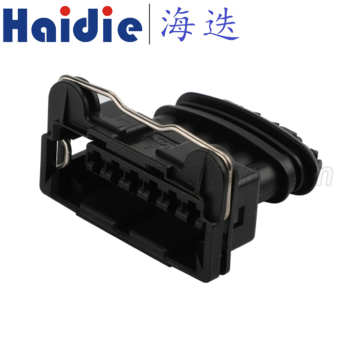 6 Pin Female Waterproof Auto Wiring Harness Connector