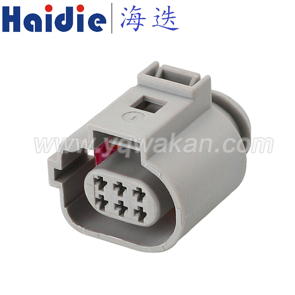 6 Way Sealed Female Connector 42121200  42121200  Auto