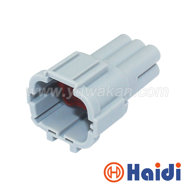 6 pin connector wire harness pin female connectors PB291-06127 ...
