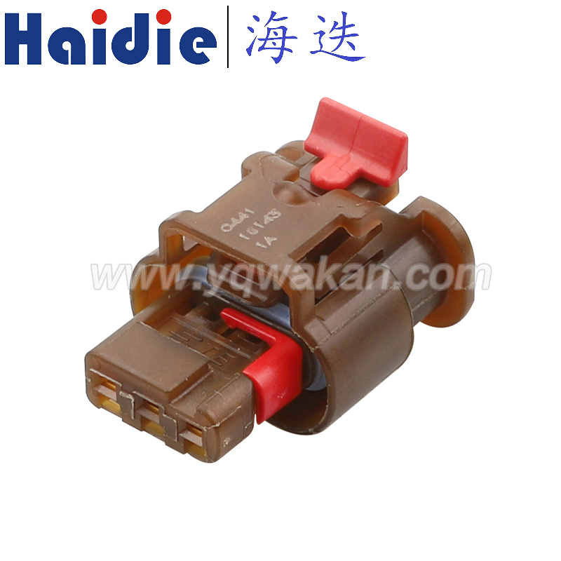 Auto Wiring Harness Electric Housing Connector  4