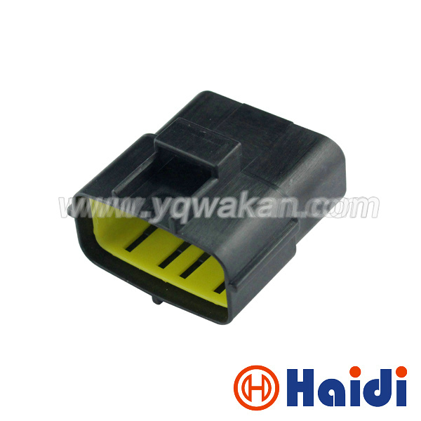 Electrical wire clip 12 pin car connector 174663-2, 174663-2, Tyco ...