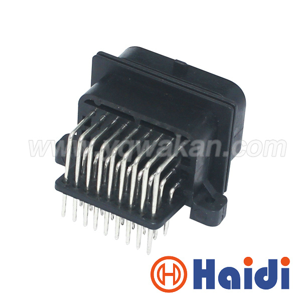 34 pin Connectivity Superseal 1 0mm receptacle automotive