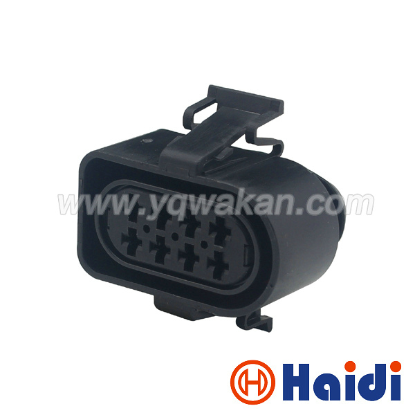 vw 8 pin waterproof electrical connector 3a0973734 3a0 973 734 rh yqwakan com vw bus wire connectors vw wiring loom connectors