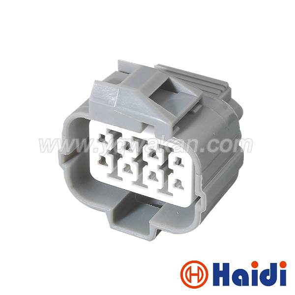 pin_type_cable_connector_is_widely_welcomed_1_0_1463813085 8 pin auto male female wire connector 6189 0134, 6189 0134, stock