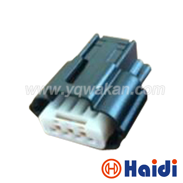 small 4 pin connector types Mitsubishi plastic electrical wire ...